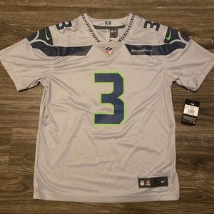 Russell Wilson Seattle Seahawks NFL Nike Jersey